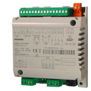 RXB21.1/FC-10 комнатный контроллер для 3-х скоростных вентиляторов Siemens