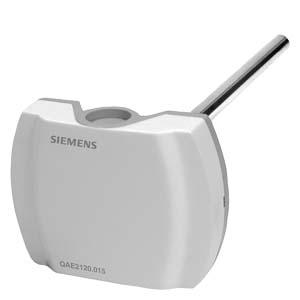 QAE2130.010 - Погружной датчик температуры 100 мм NTC 10k без защитной гильзы Siemens