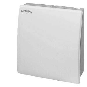 QFA2060 - Комнатный датчик влажности (DC 0...10 В) и температуры (DC 0...10 В) Siemens
