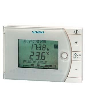 REV13 контроллер комнатной температуры с 24-часовым расписанием Siemens