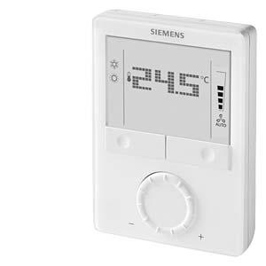 RDG100KN - Комнатный термостат с коммуникацией по шине KNX Siemens