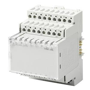 TXM1.6RL модуль с 6 релейными выходами Siemens