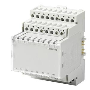 TXM1.8RB - Модуль с 8 релейными выходами для управления жалюзи Siemens