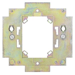 AQR2500NH - Монтажная пластина для настенного модуля с пассивным элементом измерения температуры Siemens