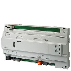 PXC001-E.D системный контроллер для интеграции KNX, M-Bus, Modbus или SCL с BACnet/IP Siemens