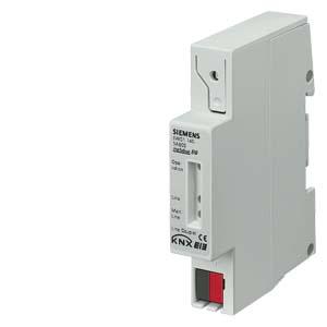 N140/03 - Устройство сопряжения N 140/04 линейно-зонное, для организанизации связи между линиями/зонами, c контактной системой на DIN-рейке Siemens
