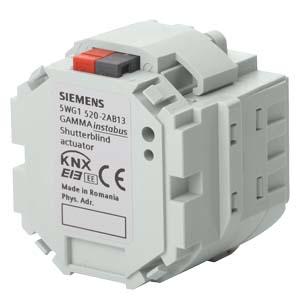 UP520/13 модуль управления шторами Siemens