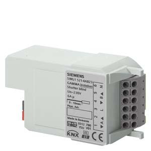 RL521/23 модуль управления шторами Siemens