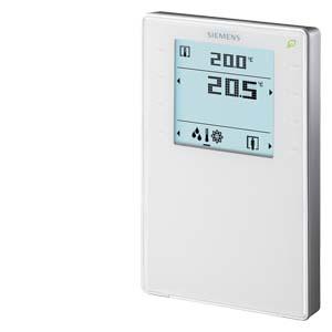 QMX3.P74 комнатный модуль KNX с датчиком температуры, влажности, CO2 Siemens