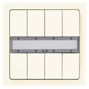 UP287/13 выключатель с четырьмя парами клавиш Siemens