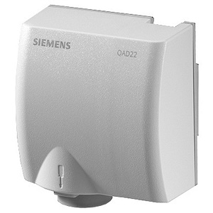 QAD22 накладной датчик температуры Siemens
