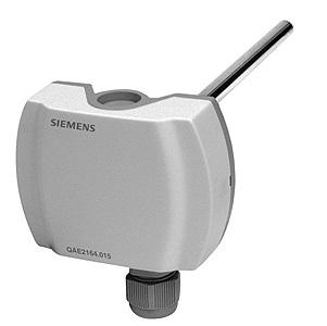 QAE2174.010 - Погружной датчик температуры 10 см 4..20 мA Siemens