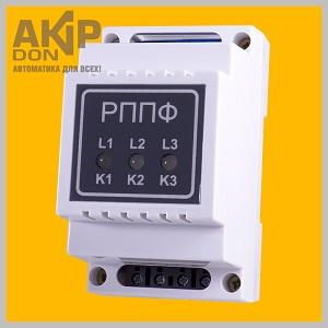 РППФ AKIP-DON реле пропадания и последовательности фаз