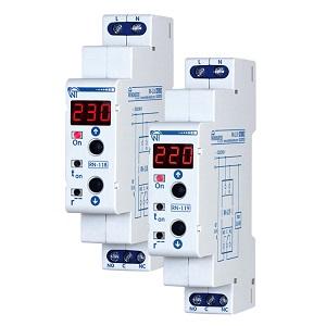 РН-118 однофазное реле контроля напряжения Новатек-электро