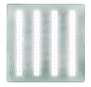 LED Армстронг Exmork Люкс «Призма» 6000K