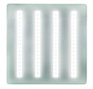 LED Армстронг Exmork Люкс «Призма» 4500K