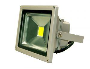 Светодиодный прожектор 20 ватт 12/24В в уличном корпусе Exmork