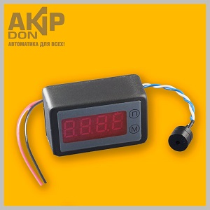 СМС-036/4-а AKIP-DON счётчик моточасов-сигнализатор