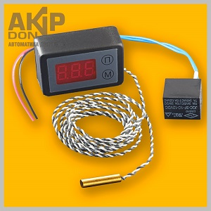 ТК-12В-3Д-a терморегулятор AKIP-DON