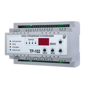 ТР-102 блок управления отоплением Новатек-Электро
