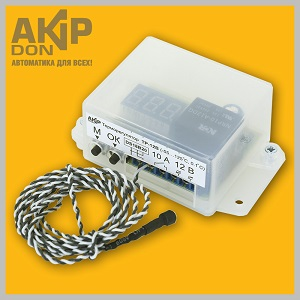 ТР-12В-DS универсальный цифровой терморегулятор AKIP-DON