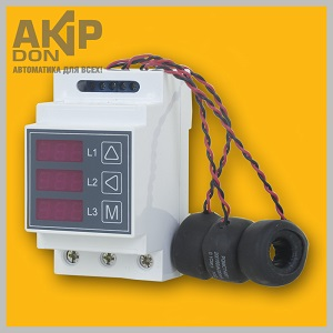 ТЗД-3Ф-100 AKIP-DON токовая защита двигателя