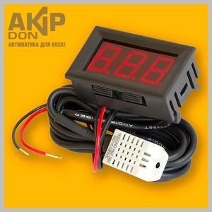 ВИВ-2-f AKIP-DON гигрометр-термометр щитовой