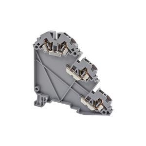 YBK 2,5-3S стандартная трехуровневая пружинная клемма для датчиков серии YBK Klemsan