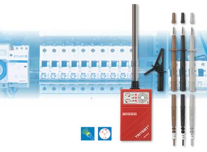 Индикатор последовательности фаз TRITEST® control Benning
