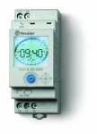 Реле времени Finder Цифровое/Аналоговое реле времени, ширина 35.8 мм - 1 контакт, 16 A - AC (50/60Гц) - 230 В