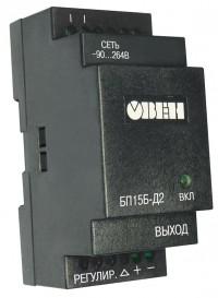 Одноканальный блок питания ОВЕН БП15Б-Д2-12