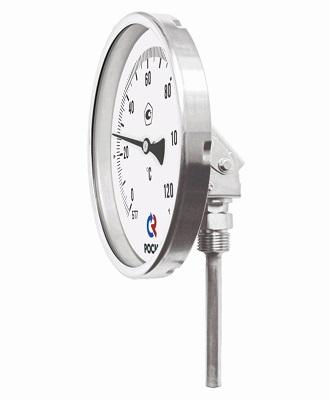 БТ-74.220 L=100 коррозионностойкий термометр РОСМА