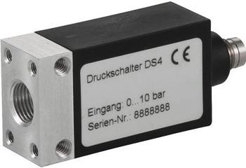 DS 4 Датчик давления с релейным выходом для применения в пневматике