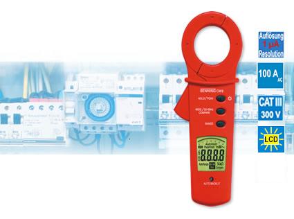 Клещи для измерения тока утечки BENNING CM 9
