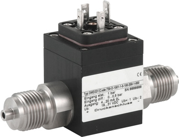 DMD 331-A-S-GX/AX Высокоточный интеллектуальный датчик избыточного/абсолютного давления с HART-интерфейсом