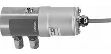 QBE61.3-DP10 датчик перепада давления для жидкостей и газов 0...10 бар Siemens
