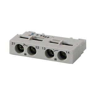 ДК401-11F дополнительный контакт Dekraft