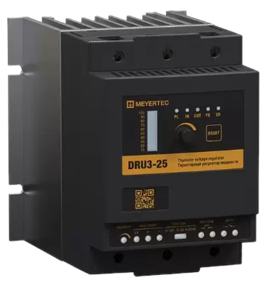 DRU3-25 MEYERTEC трёхфазный регулятор мощности Снижение цен!