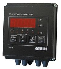 САУ-У ОВЕН контроллер для управления насосом (САУ-У.Д, САУ-У.Н, САУ-У.Щ11)