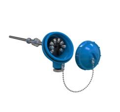 ДТС015E-Pt100 датчик термосопротивления с коммутационной головкой EXIA ОВЕН