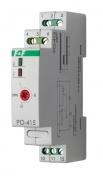 Реле времени PO-415 с задержкой выключения и входом управления ФиФ Евроавтоматика