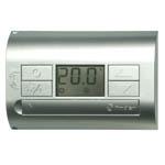 Комнатный термостат Finder  DC - Серый металлик