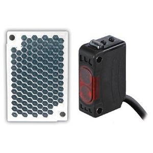 Фотоэллектрические датчики со встроенным усилителем серии BJ Autonics
