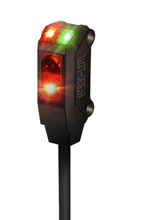 Ультракомпактные фотоэлектрический датчик серии BTS Autonics