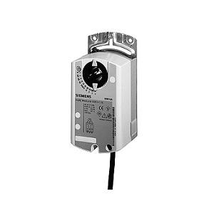 GDB163.1E привод воздушной заслонки поворотного типа Siemens