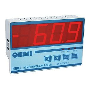 ОВЕН ИДЦ1 цифровой измеритель