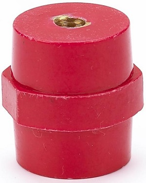 ИО101-35 опорный шинный изолятор Dekraft