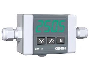 ИТП-11.ЗЛ индикатор токовой петли ОВЕН зелёного цвета