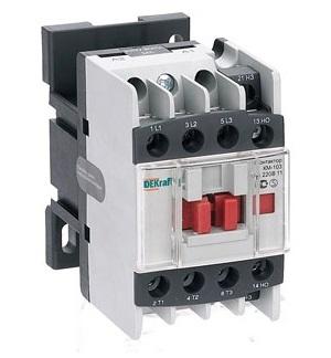 КМ103-009A-024B-11 контакторы на 9А-95 А Dekraft