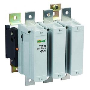 КМ103-400A-220B-11 контакторы Dekraft
